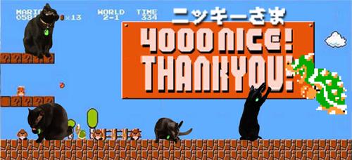 4000nice!Thankyou!ニッキー.jpg